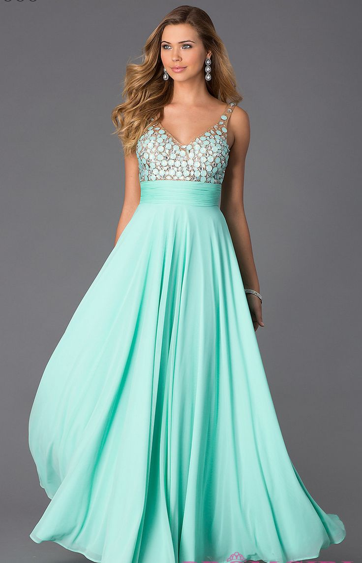 473 best Prom \'15 images on Pinterest | Prom gowns, Prom dresses and ...
