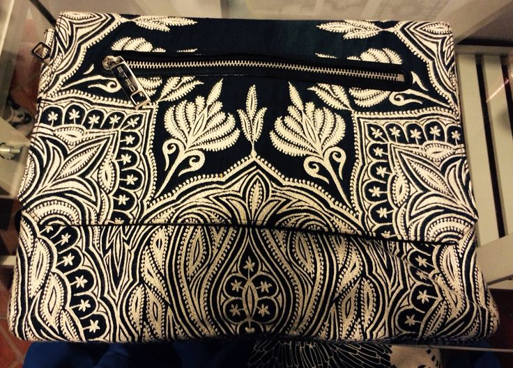 My favourite bag! An Etro envelope