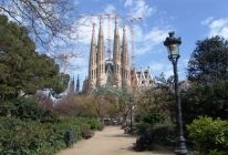 Sagrada Familia  -------- climb up using an elevator to the top of one of the towers. A beautiful sight  The structure was announced by UNESCO as a world wide inheritance site.   Address:  Mallorca, 401   Not far from the Eixample boulevard, between the Provenia, Sardenya and Mallorca Streets.   How to go to Sagrada Familia?  Metro: Line 2 or Line 5, get off at Sagrada Familia station.   Activity Hours:  Open every day.   October-February, 09:00-18:00   March-September, 09:00-20:00