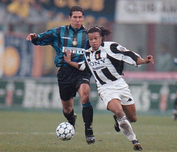 Edgar Davids vs Diego Simeone.