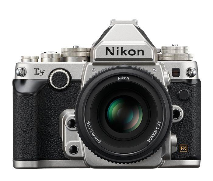 All I want for Christmas: the new Nikon DF, full frame DSLR