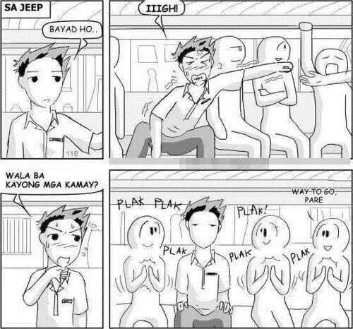 Sa jeep (Filipino humor)