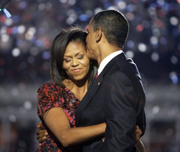 34 Times Barack And Michelle Obama's Love Made Us Weak In The Knees