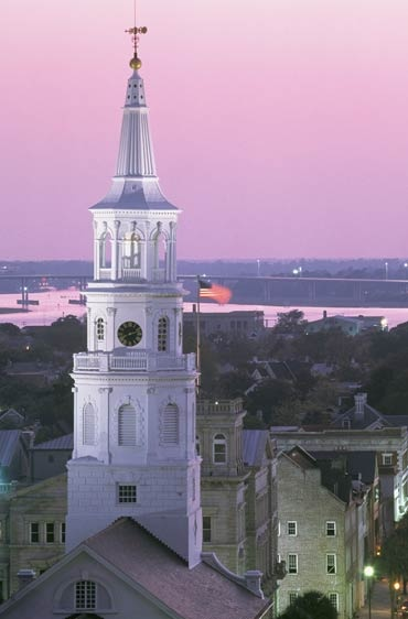 Charleston, South Carolina my favorite place that I have lived