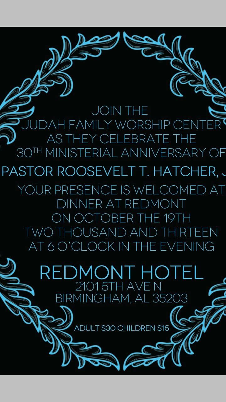 24 best images about Pastor Anniversary on Pinterest ...