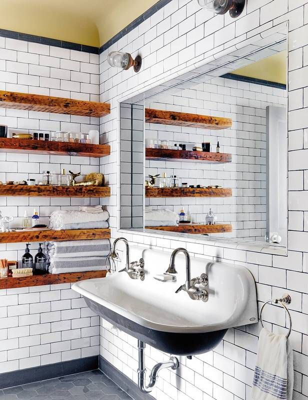 We'll never tire of a good subway tile