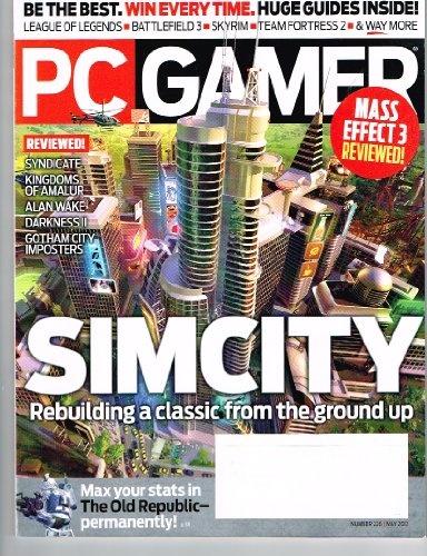 PC Gamer Magazine - www.pcgamer.com    #pcgamer #magazine #futurepublishing #bathjobs #londonjobs #technology #games