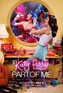 Katy Perry: Part of Me ...LOVE this inspirational movie. plus you can dance while you watch it.