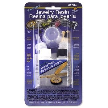 JR1002 - Jewelry Resin Kit 2 oz. - Only at... JewelrySupply.com