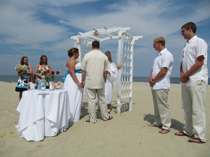 1000+ Images About New Jersey Beach Weddings / Jersey