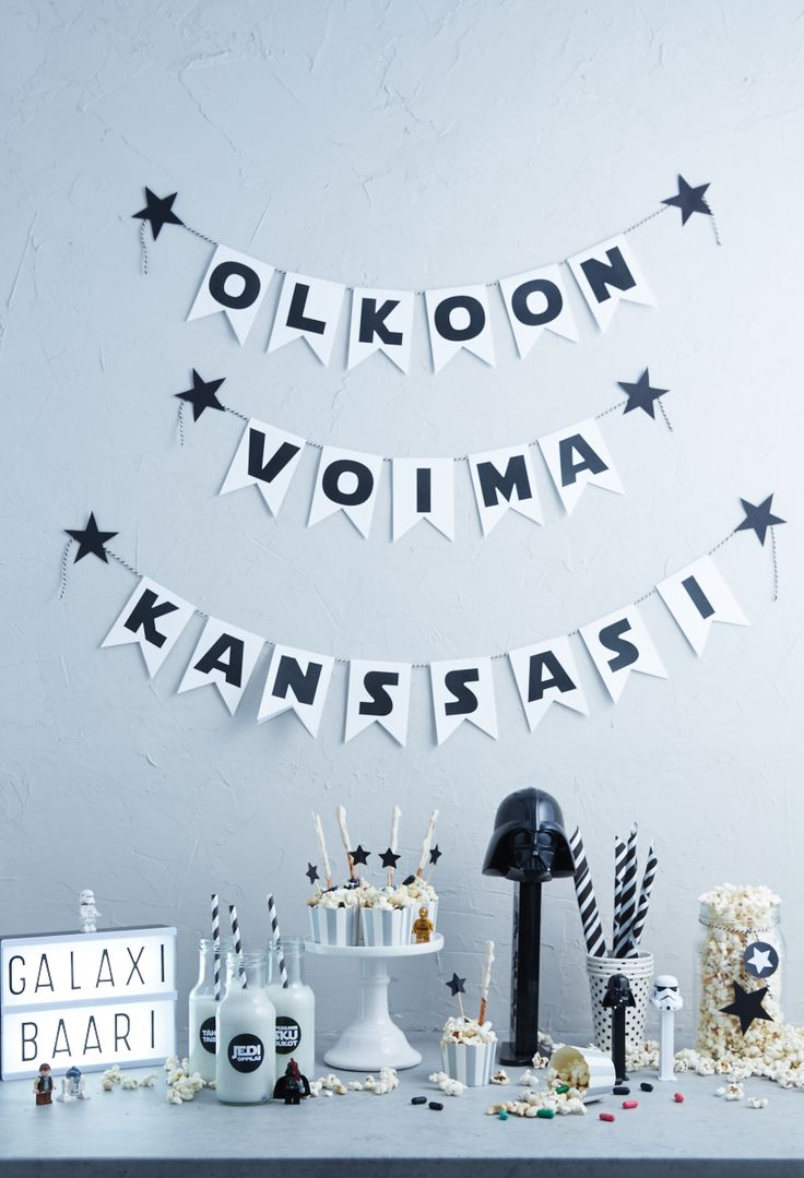 Party styling and printables | Pop up kemut
