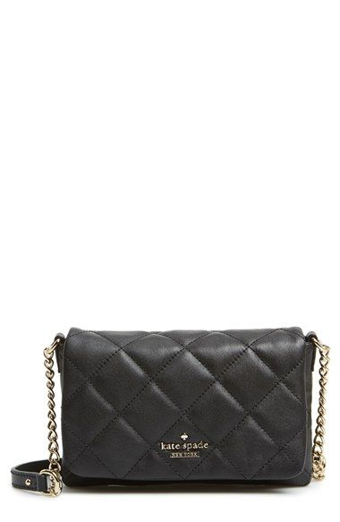 kate spade new york 'emerson place - julee' quilted leather crossbody bag | Nordstrom
