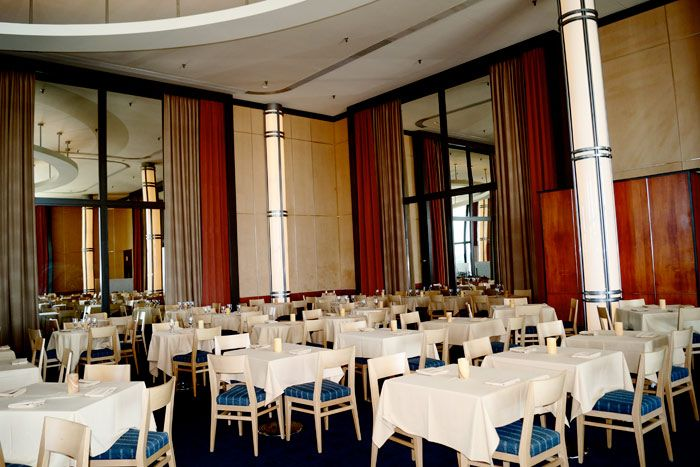 John F. Kennedy Center for the Performing Arts Roof Terrace Restaurant and Bar | SocialTables.com | Event Planning Software