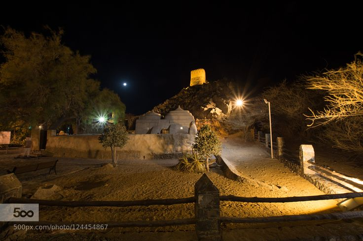 Night and History by blackchallenge #Architecture #fadighanemmd