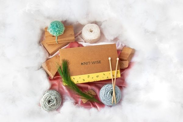 Knit Wise Knitting Crochet Projects Crafts