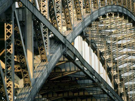 Bayonne Bridge; New York & New Jersey