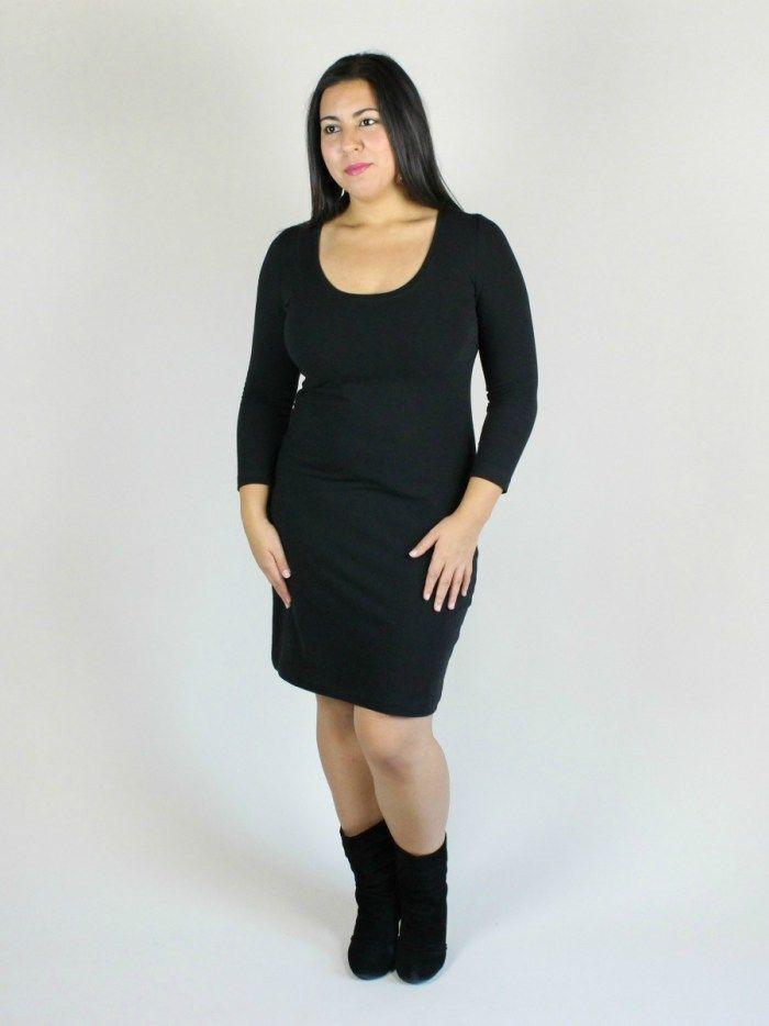 Dari's Little Black Nettie Dress http://thatstylethough.com/the-lbd-nettie-dress/