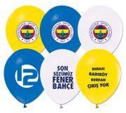 Fenerbahçe Doğum Günü Balonları