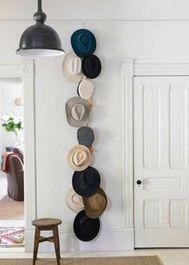 Colgar sombreros y decorar. by AryDe