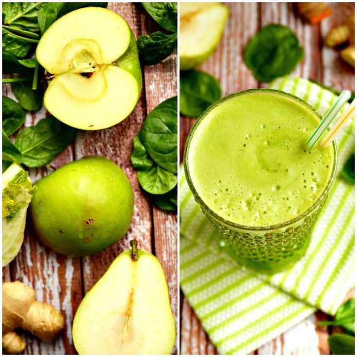 ¡El mejor y más poderoso zumo detox verde!  http://paraadelgazar.ws/receta-dejugo-detox/ Salud y Bienestar