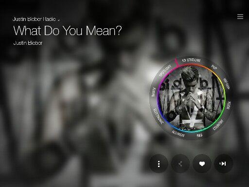 Milk music app