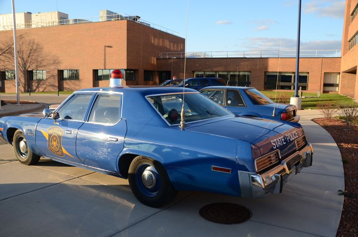 All sizes | 1975 Plymouth Fury Michigan State Police car | Flickr - Photo Sharing!
