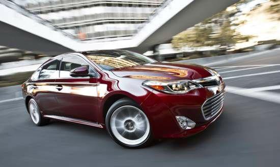 2017 Toyota Avalon Hybrid http://www.tvtoyota.com/