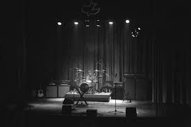 Image result for empty band stage | Sound stage, Concert ...