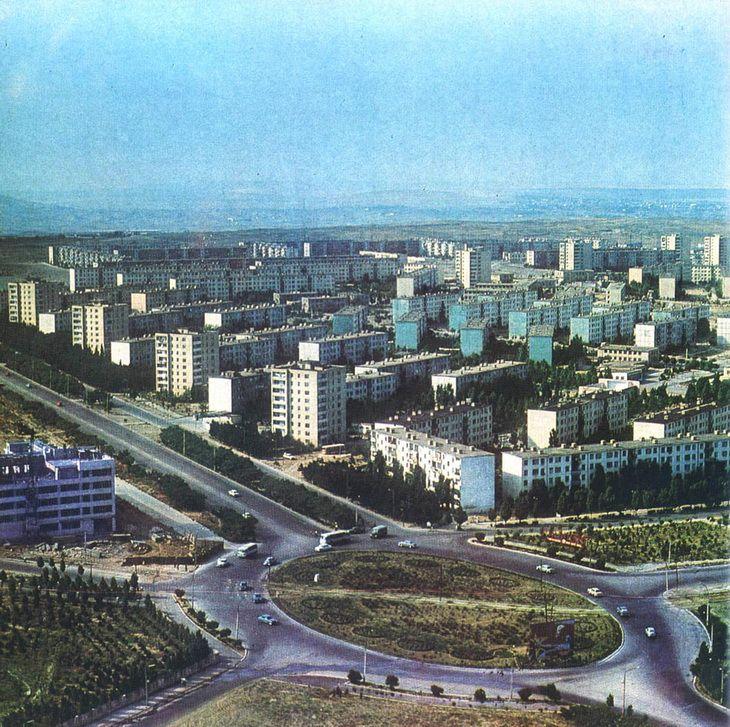 Baku Konca 1960h Nachala 1970h Gg 78 Foto V 2021 G Zamechatelnye Mesta Fotografii Kultovoe Sooruzhenie
