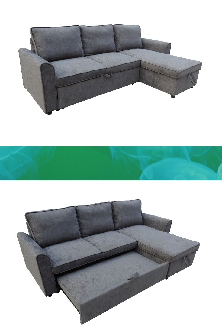 Dannell Media Sleeper Mediasleeper Sofa Couch Furniture