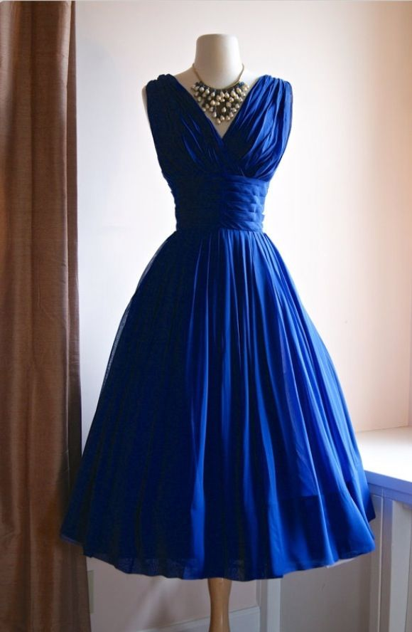 bridesmaids dresses sapphire blue wedding pinterest