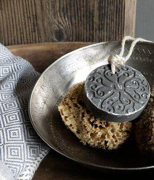 Puur zeep Batik schijf