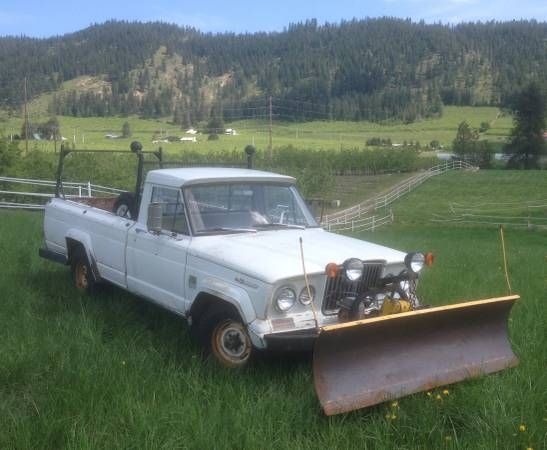7 best jeeptrucks images on pinterest jeep truck autos and jeep used jeeps and jeep parts for sale 1968 kaiser jeep gladiator pickup publicscrutiny Image collections