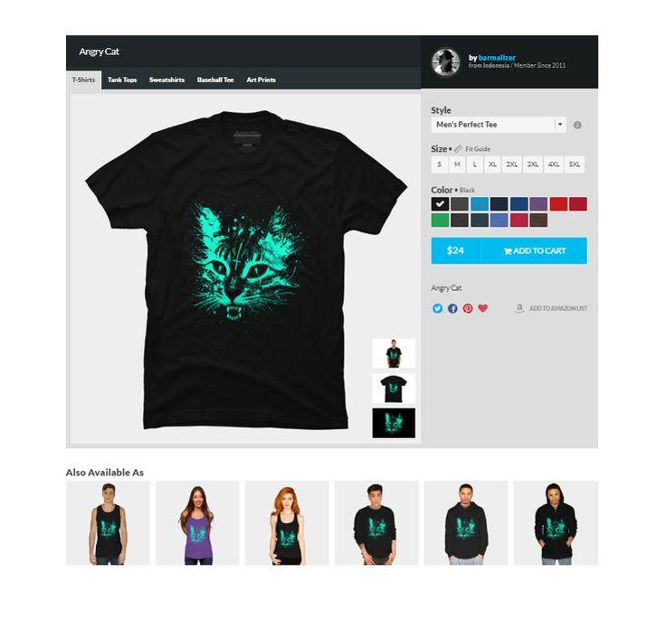 https://www.designbyhumans.com/shop/t-shirt/men/angry-cat/677400/
