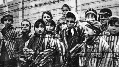 Hunger Games Lessons: Connecting The Hunger Games to the Holocaust. Brillant lesson plans and something that will certainly get the students engaged
