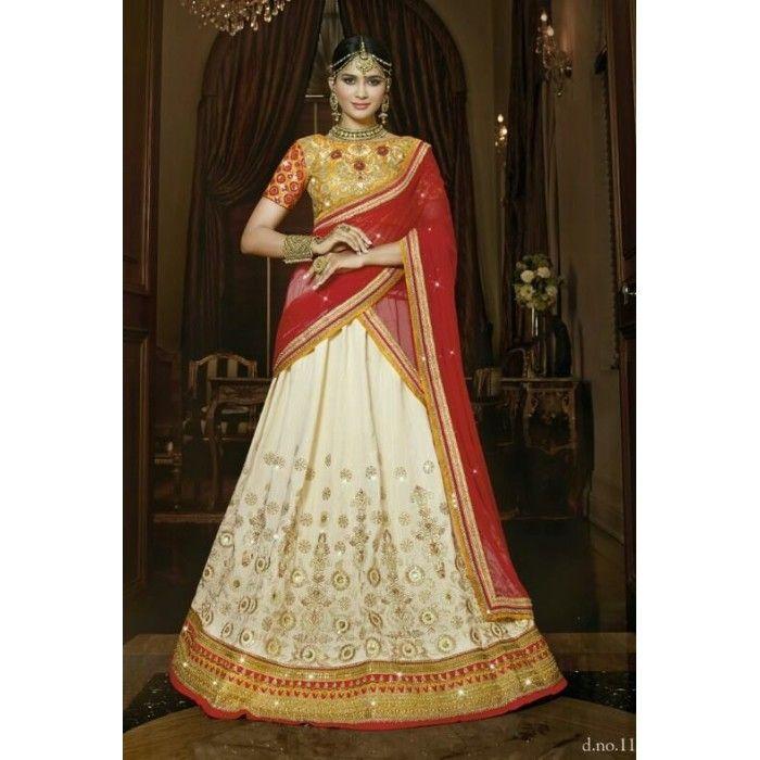 Exquisite Bridal Lehenga Choli - 17