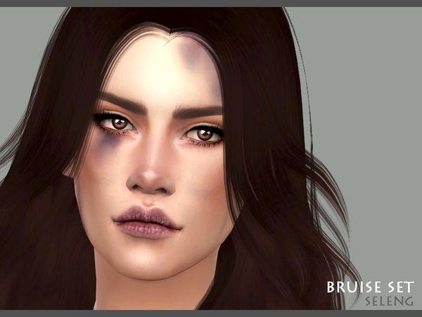 Sims 4 Cc Bruises