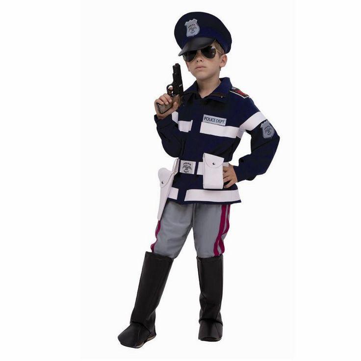 Risultato immagine per costume poliziotto fai da te