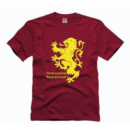 Game Of Thrones Tshirt - House Lannister:  T-Shirt, Thrones Tshirt, Lannister Tshirt, Games Of Thrones, Buy Games, House Lannister, Beautiful Games, Thrones Saga, Game Of Thrones