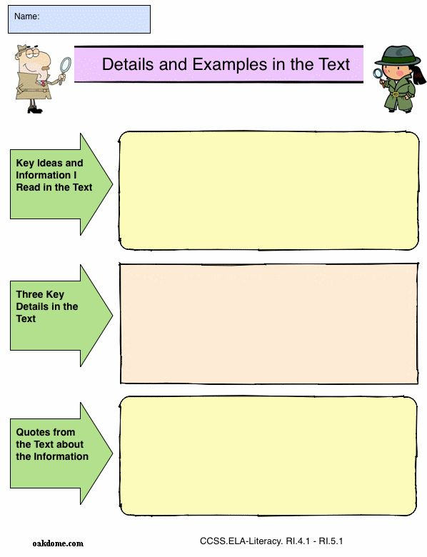 ipad graphic organizer details and examples pages template http