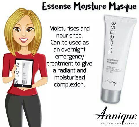 #skincare #annique #essenserange #sensitiveskin #masque