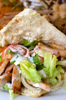Fitness Döner Chicken