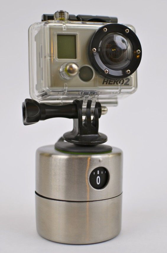 IKEA - ORDNING Timer works great for Time Lapse with the GoPro or iPhone.