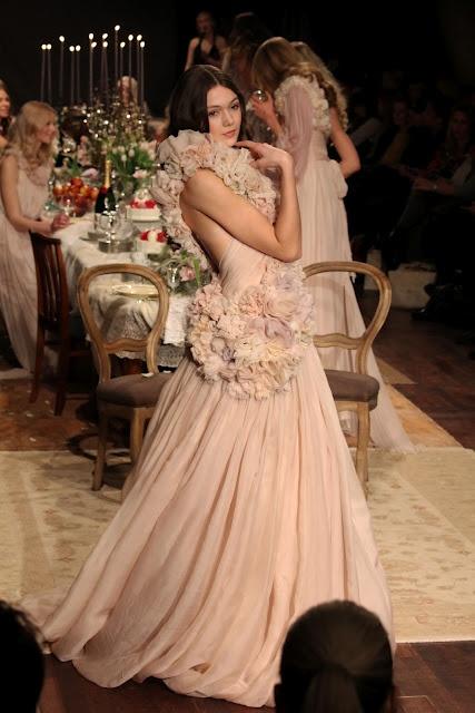 Leila Hafzi - Oslo Fashion week