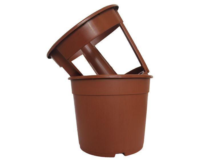 Potato Pot (Brown)