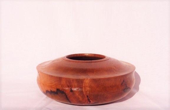 Pote em madeira de Azinheira