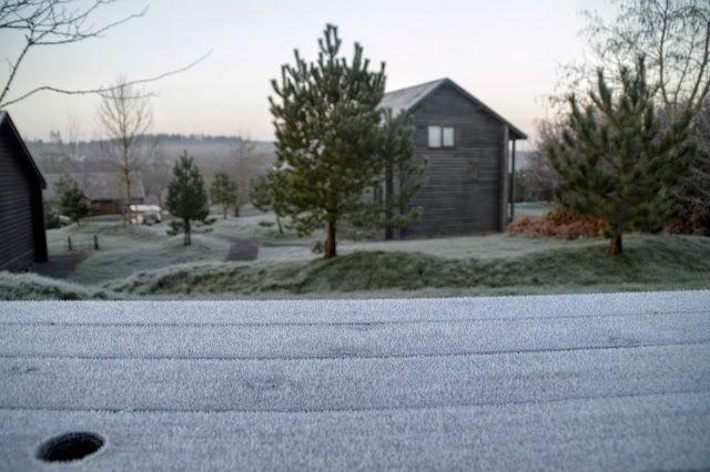 Travel:  Postcards from Bluestone Wales on a Winter's Break