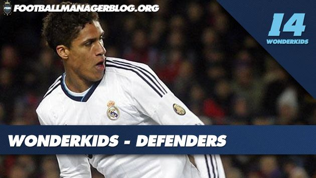 Football Manager 2014 Blog: FM14 WONDERKIDS LIST