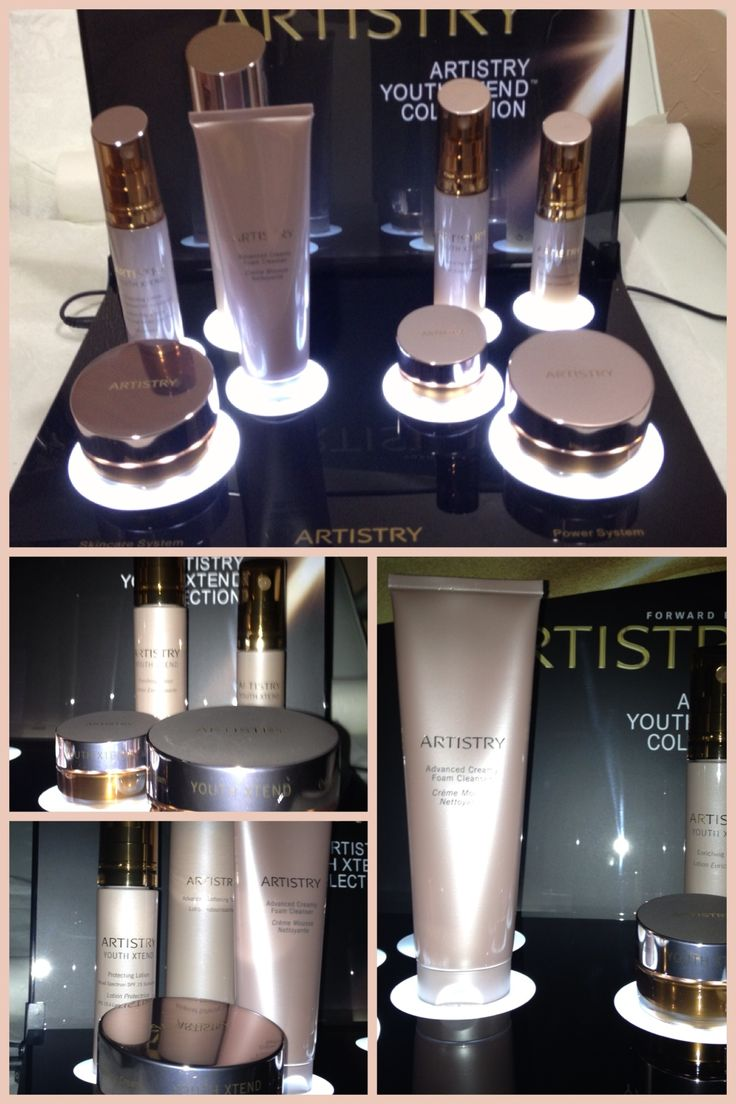 Artistry Youth Xtend -  This is so amazing and the presentation is adorable.  I have it and love it from day one.     JOHNDOMINGAVASQUEZ.NET