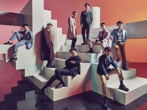 EXO - 171201 'Countdown' teaser image  Credit: EXO News JP.